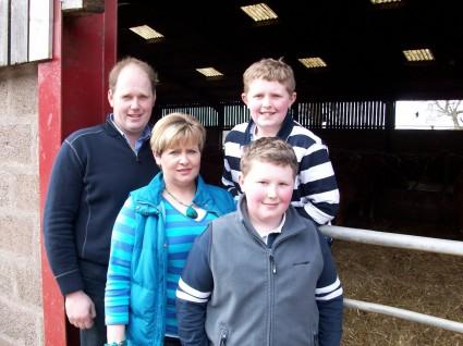 Burnbank Family