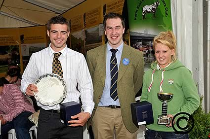 Matthew Wright Wins National Young Limousin Breeders